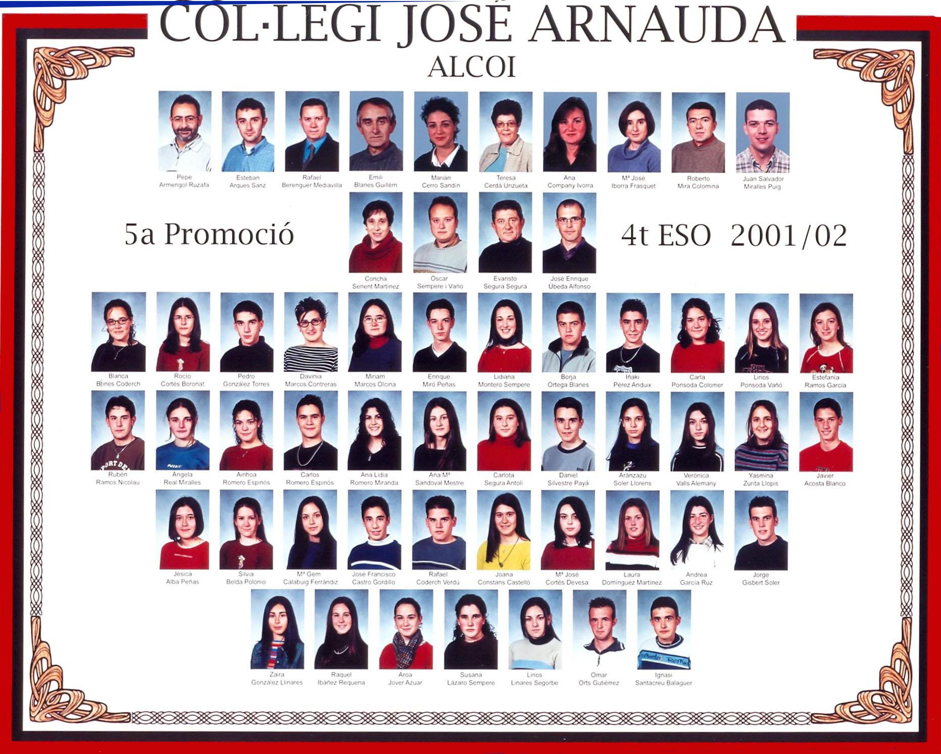 orla 2001-2002