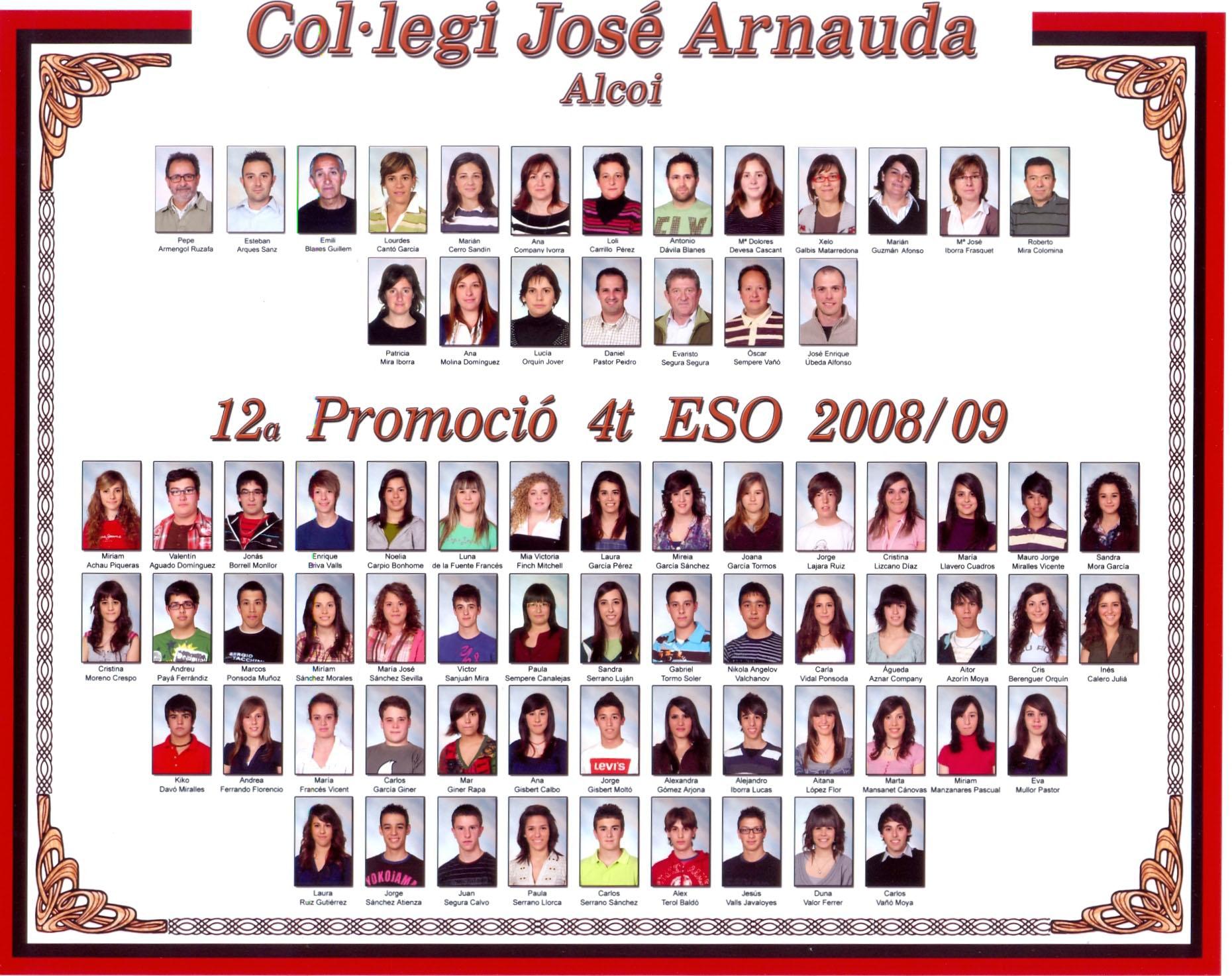 orla 2008-2009