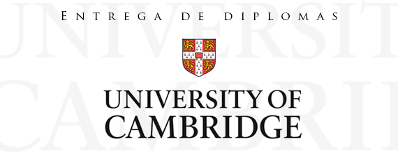 Entrega de diplomas Cambridge