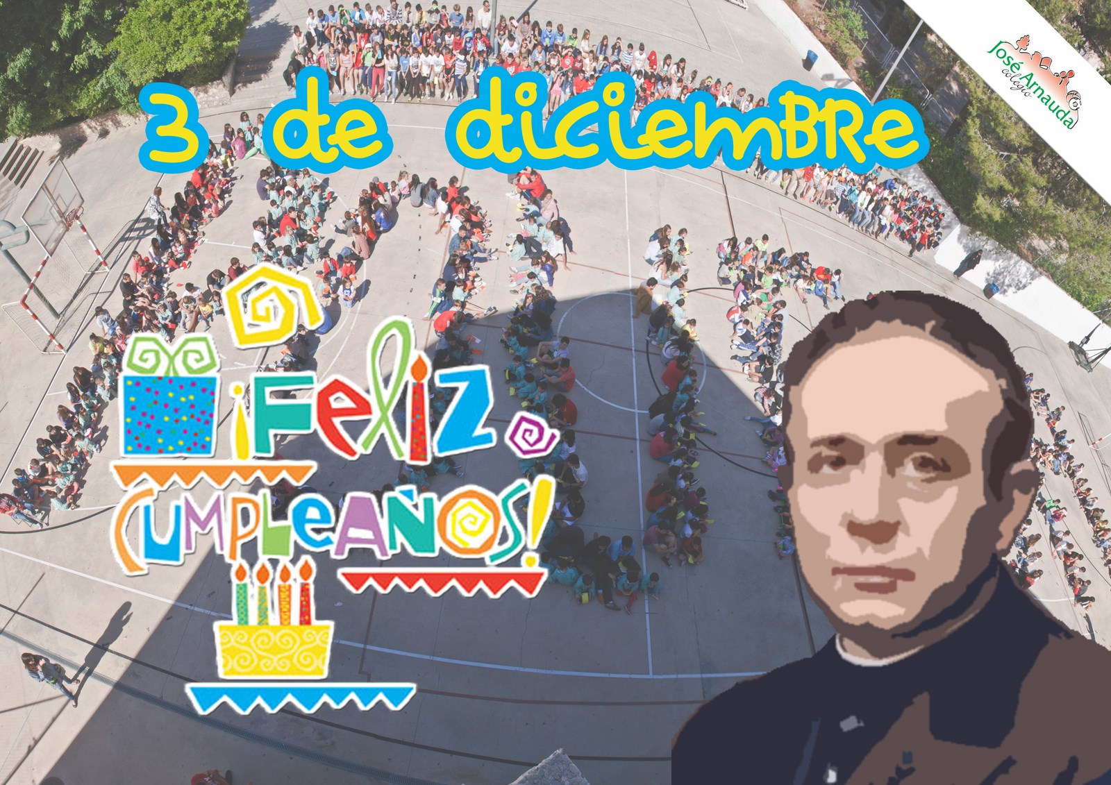 Celebramos el cumpleaños de Pedro Poveda