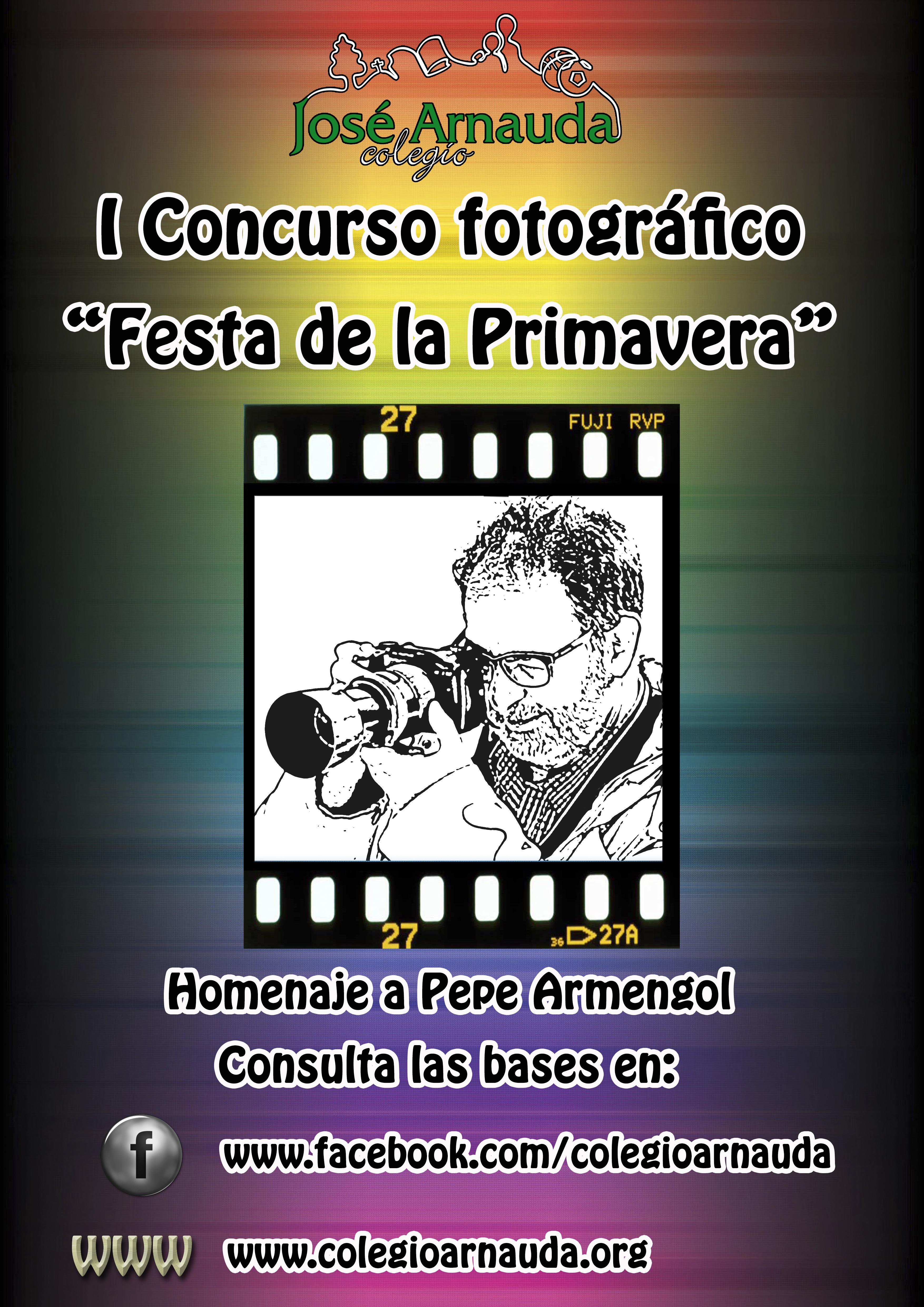 I Concurso Fotográfico «Festa de la Primavera»