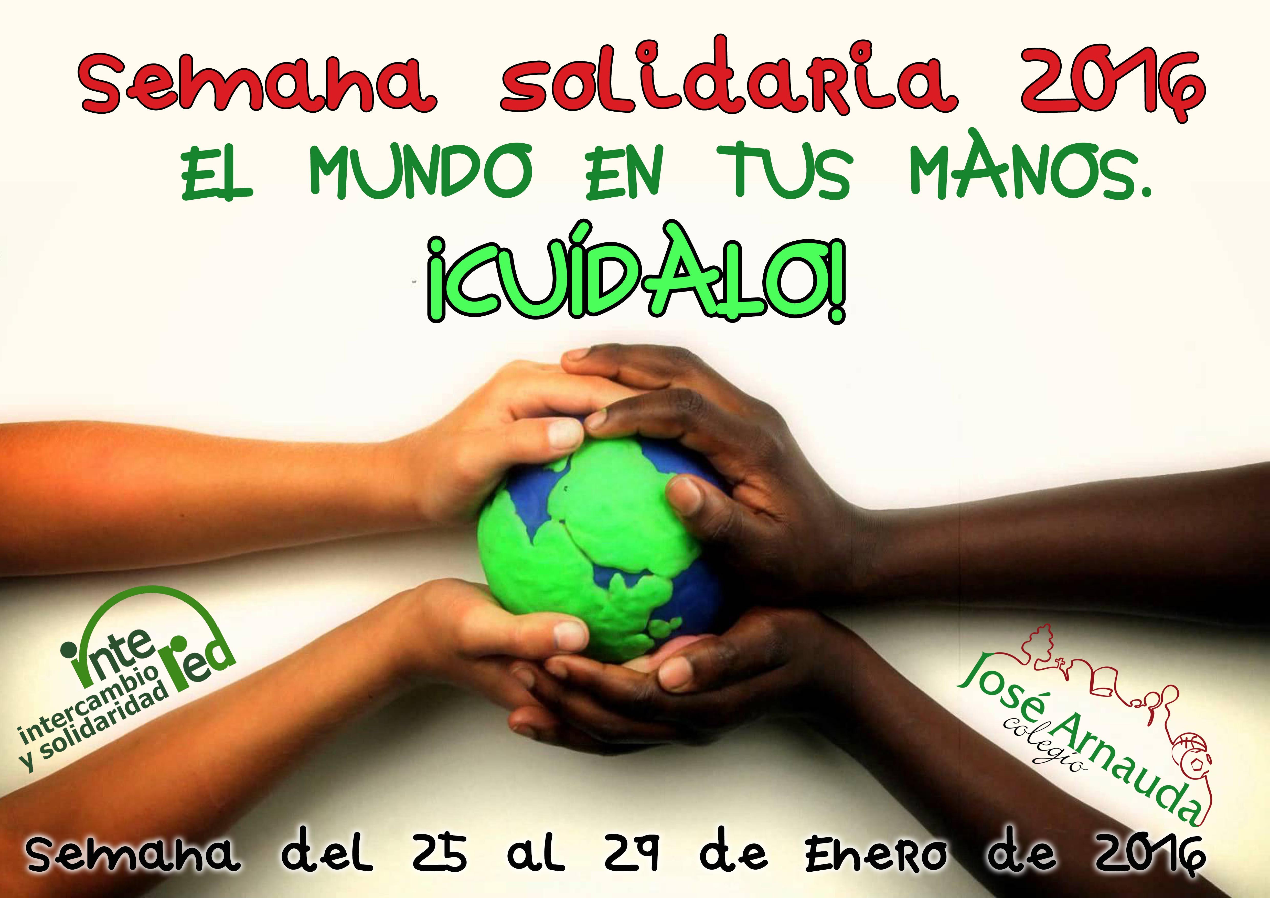 Semana Solidaria 2016