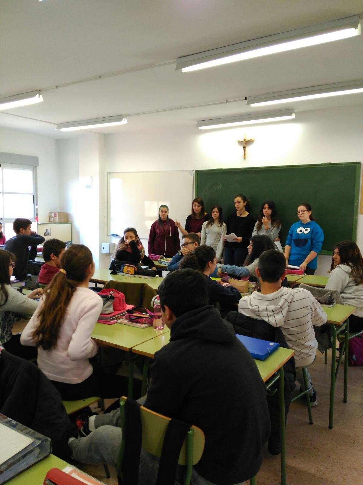 """El EMiC lanza las tutorías sobre """"Bullying"""""""