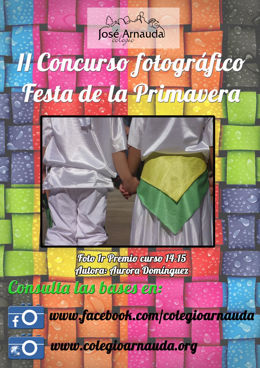 "II Concurso fotográfico ""Festa de la Primavera"""