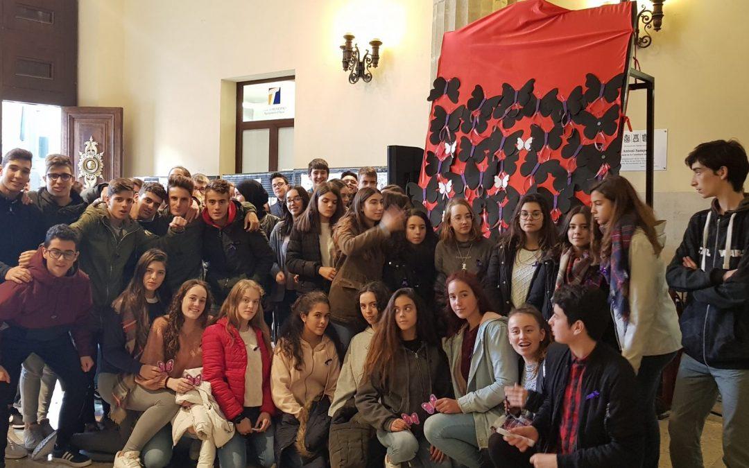 El colegio José Arnauda a favor de la igualdad