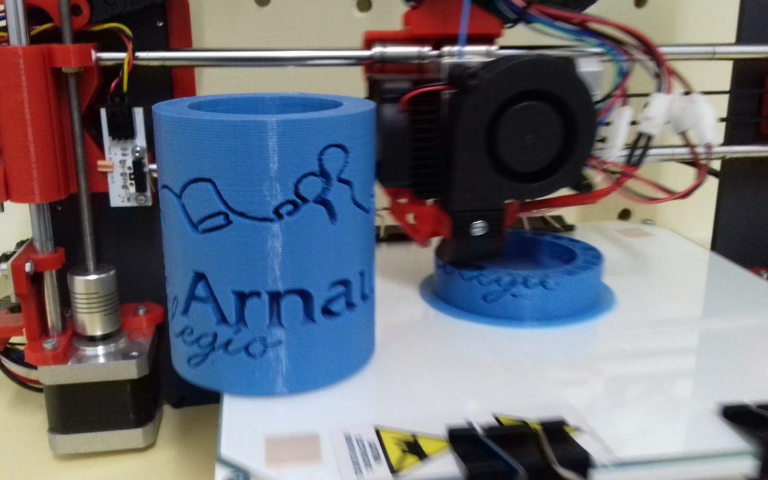Adquisición de impresora 3D