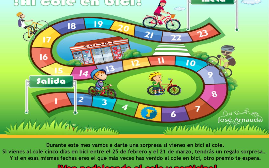 ¡Al cole en Bici!