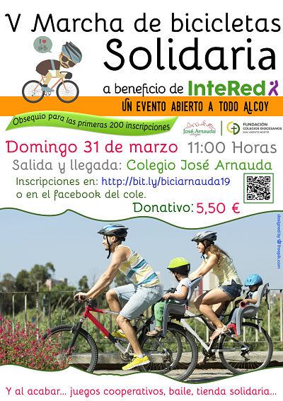 V Día de la bicicleta