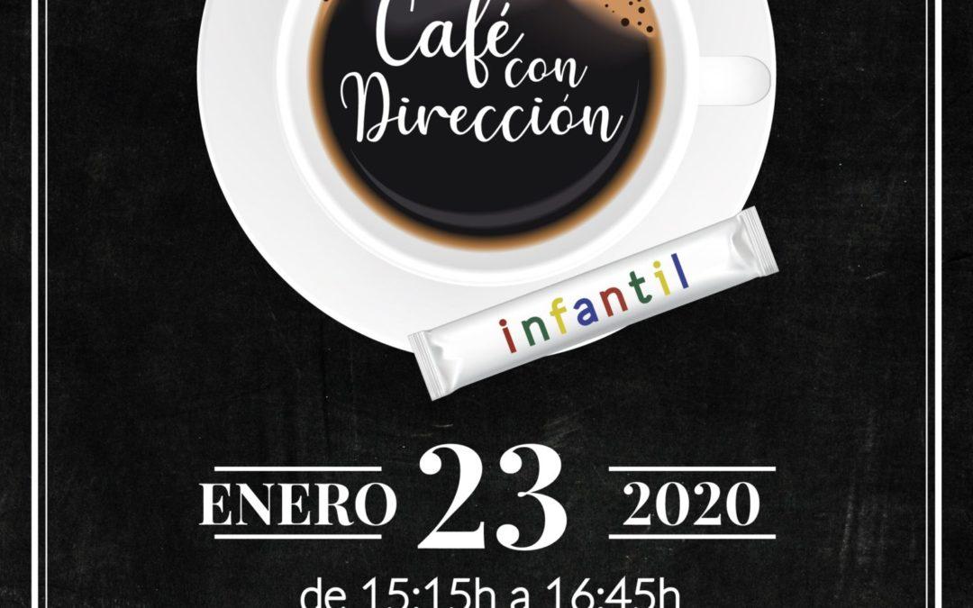Café con dirección – Infantil