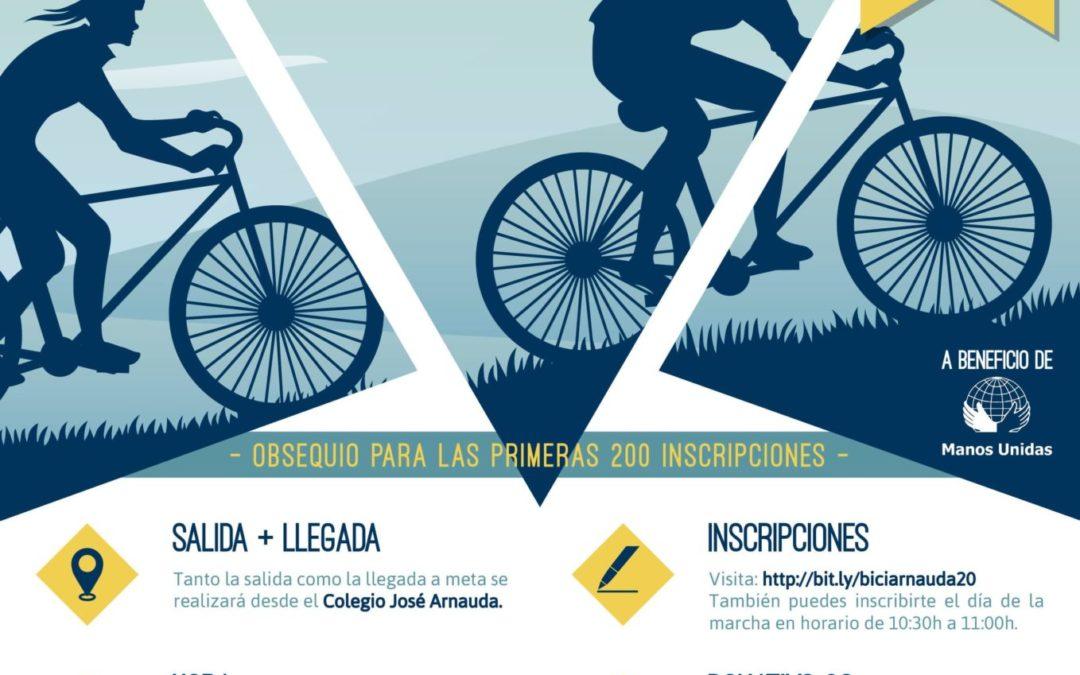 VI Marcha de Bicicletas Solidaria