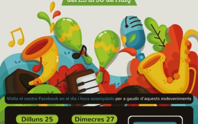 47a Festa de la Primavera – Programa d'actes