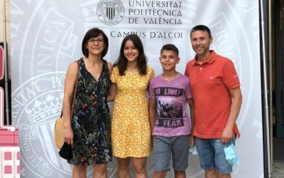 Mireia Arroyo, premi Futuro