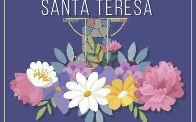 Celebración de Santa Teresa