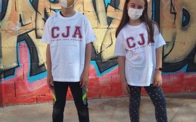 Nuevas camisetas CJA